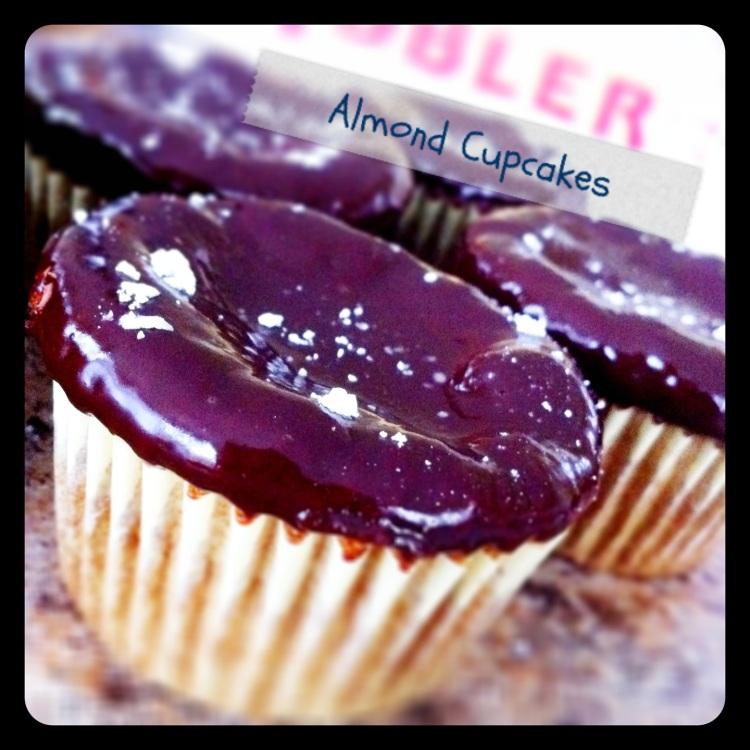 Gluten-Free Almond Cupcakes