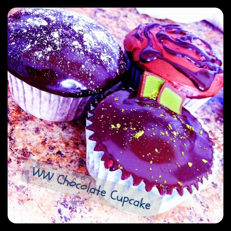 Low-Calorie Chocolate Cupcakes