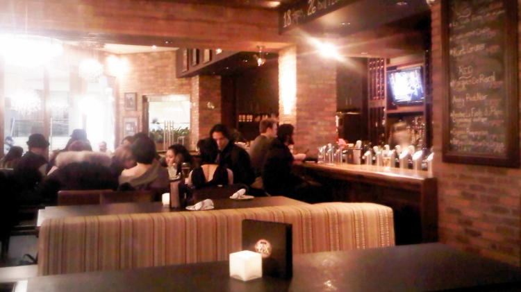 The EXchange Pub