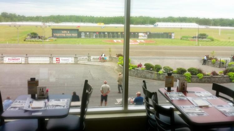 Rideau Carleton Raceway Dining Room