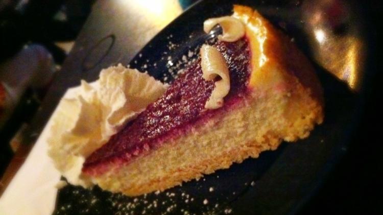 New York Raspberry Cheesecake
