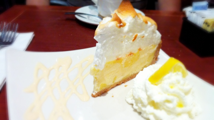 Lemon Creamsicle Pie