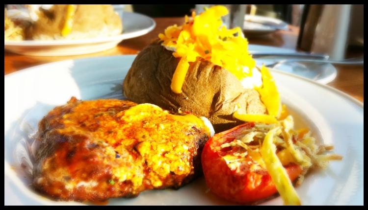 Chipotle Sirloin w/ Loaded Baked Potato