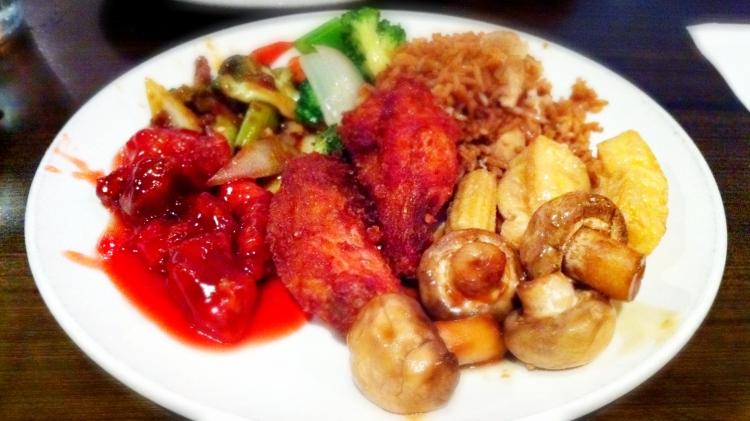 Chinese Food Round 1