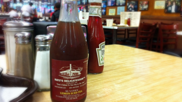 Katz's Lemon Iced Tea