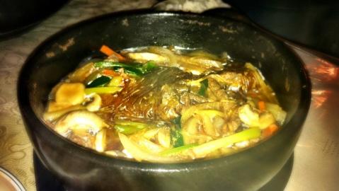 Bulgogi Beef w/ Glass Noodles
