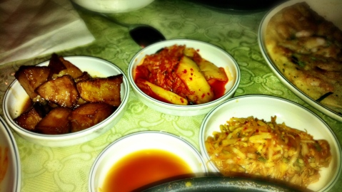 Complimentary Side Dishes